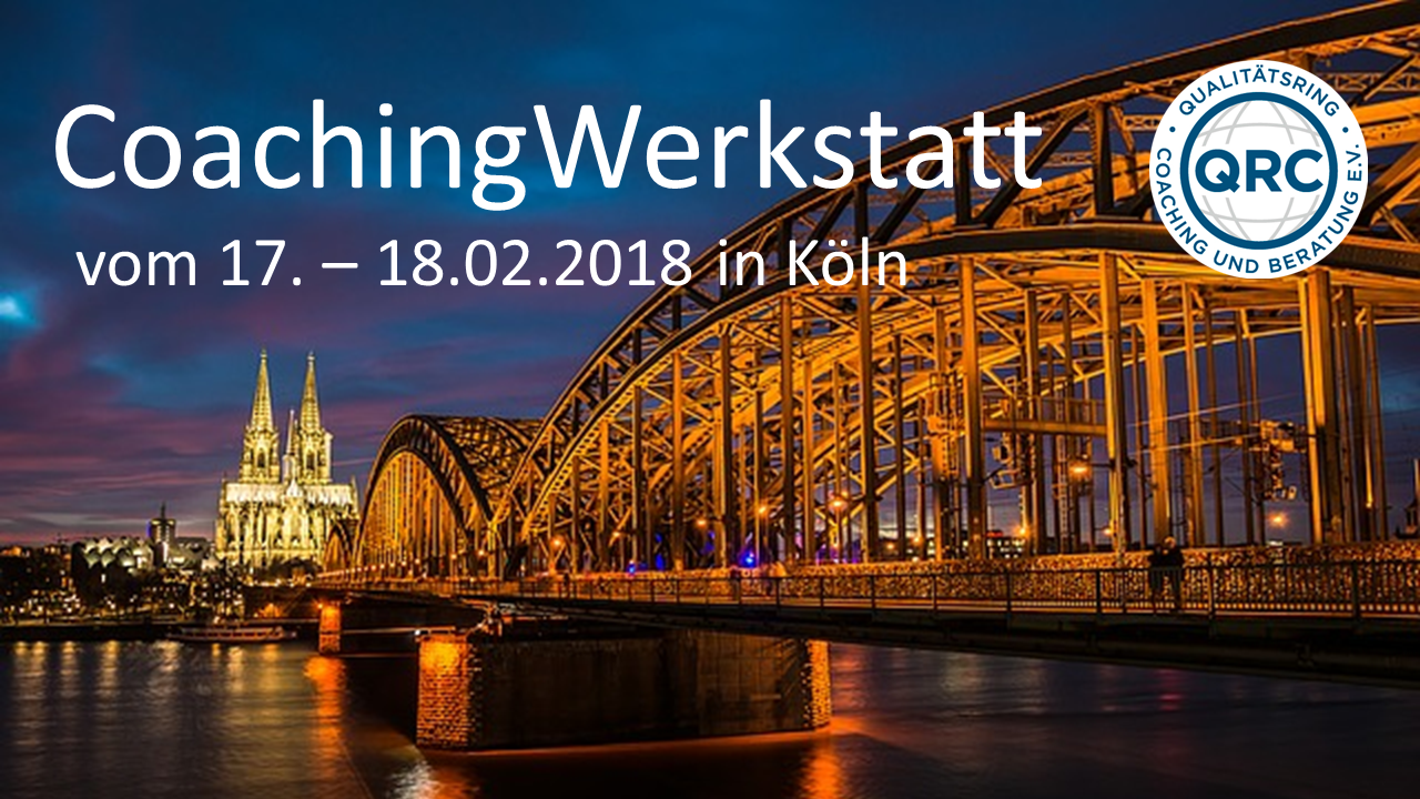 MV + CoachingWerkstatt 2018